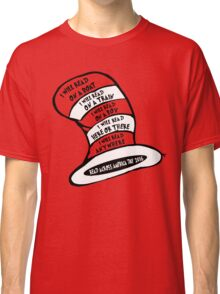 Red Across America day  Classic T-Shirt