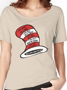 Red Across America day  Women's Relaxed Fit T-Shirt
