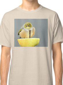 Ahhh! I Am So Sad - Silver-Eye - NZ Classic T-Shirt