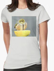 Ahhh! I Am So Sad - Silver-Eye - NZ Womens Fitted T-Shirt