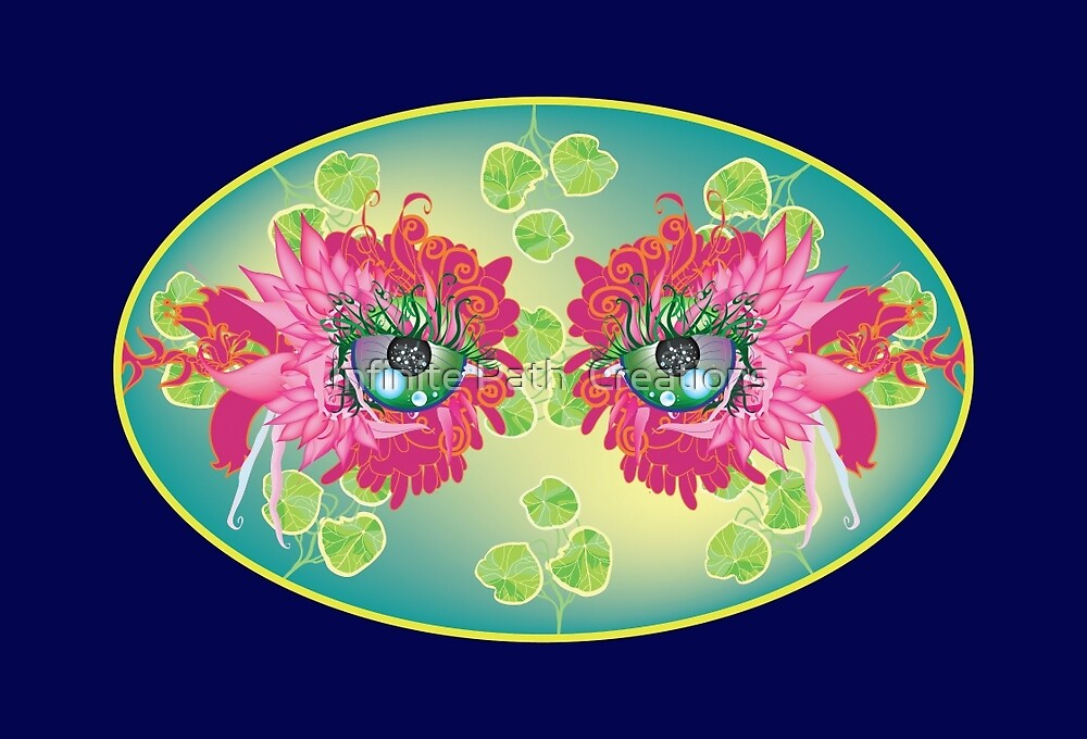 Awareness in Bloom 2 (2014) by Infinite Path  Creations