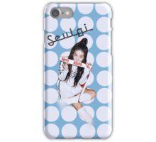 Polkadots Seulgi iPhone Case/Skin