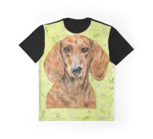 Dachshund Graphic T-Shirt