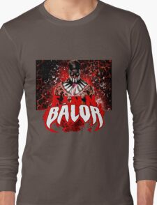 Finn Balor Black Shirt Long Sleeve T-Shirt