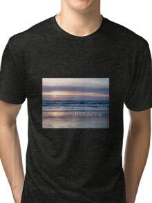 Beach Glow Tri-blend T-Shirt