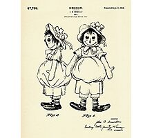 Doll-1915 Photographic Print