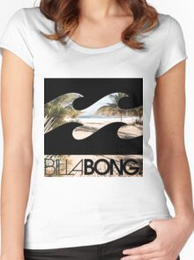 Billabong Women's Fitted Scoop T-Shirt