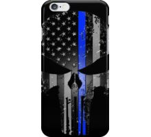police punisher iPhone Case/Skin