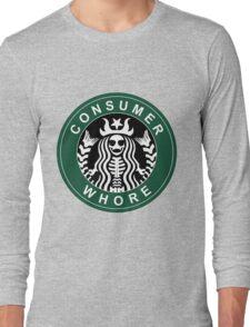 starbucks parody Long Sleeve T-Shirt