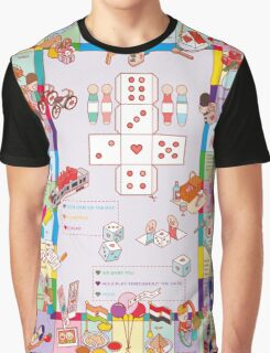 love monopoly  Graphic T-Shirt