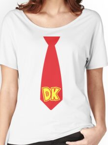 DK's TIE Women's Relaxed Fit T-Shirt
