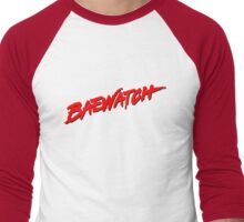 baewatch Men's Baseball ¾ T-Shirt