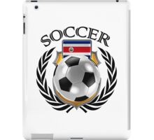Costa Rica Soccer 2016 Fan Gear iPad Case/Skin