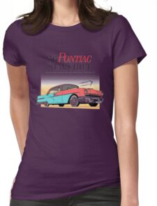 pontiac : starchief '56 Womens Fitted T-Shirt