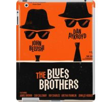 classic movie : The Blues Brothers iPad Case/Skin