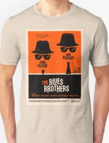 classic movie : The Blues Brothers Unisex T-Shirt