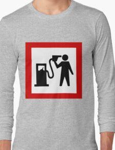 petrolhead Long Sleeve T-Shirt