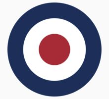 RAF Roundel One Piece - Short Sleeve