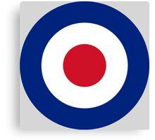 RAF Roundel Canvas Print
