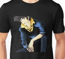 Spike Spiegel from the Anime/Manga Cowboy Bebop: Original Digital Painting Unisex T-Shirt