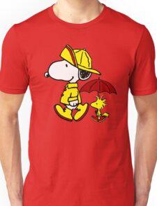 FIREMAN ON DUTY Unisex T-Shirt