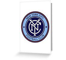 New york city fc Greeting Card