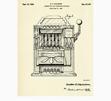 Cabinet for Coin Controlled Apparatus-1932 Unisex T-Shirt