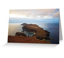 Incredible Shore - Travel Photography Greeting Card