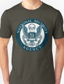 national security agency ( parody ) T-Shirt