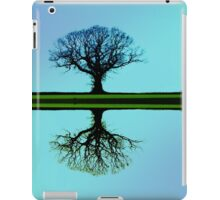Blue Tree Symmetry iPad Case/Skin