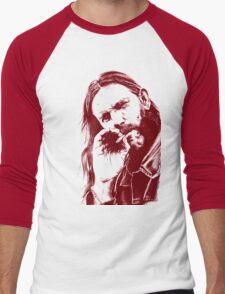 ROCK N' ROLL HERO Men's Baseball ¾ T-Shirt