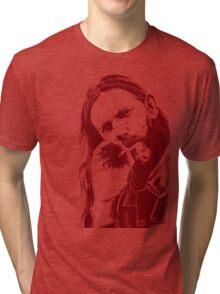 ROCK N' ROLL HERO Tri-blend T-Shirt