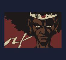 Black Samurai - cool One Piece - Long Sleeve