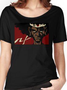 Black Samurai - cool Women's Relaxed Fit T-Shirt