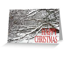 HAPPY CHRISTMAS 2 Greeting Card