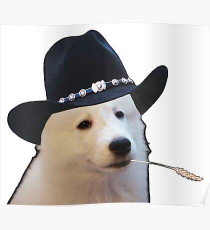 Mozart, Texas Ranger Poster