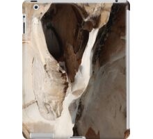 Rock textures iPad Case/Skin