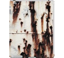 Rust texture iPad Case/Skin