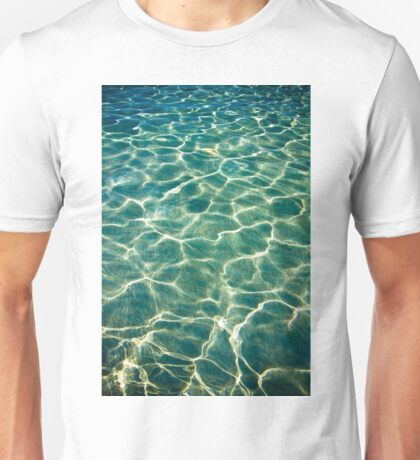 Just water clean Unisex T-Shirt