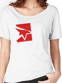 Mirror's edge Women's Relaxed Fit T-Shirt