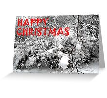 HAPPY CHRISTMAS 5 Greeting Card