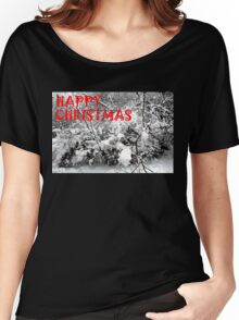 HAPPY CHRISTMAS 5 Women's Relaxed Fit T-Shirt