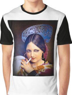 Vintage woman 2 Graphic T-Shirt