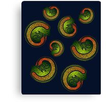 Celtic Twists Canvas Print