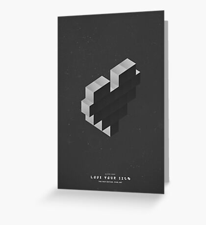 ❤ - Pixel Art Greeting Card