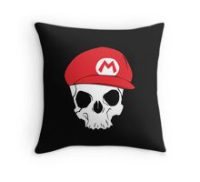 who lost the hat ? Throw Pillow