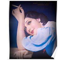 Vintage Woman 3 Poster