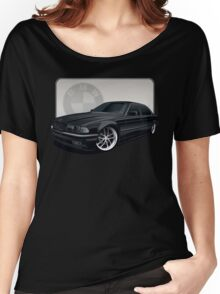 bmw : 1997 740il Women's Relaxed Fit T-Shirt