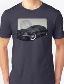 bmw : 1997 740il Unisex T-Shirt