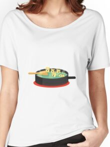 Ravioli In Hot Water Women's Relaxed Fit T-Shirt
